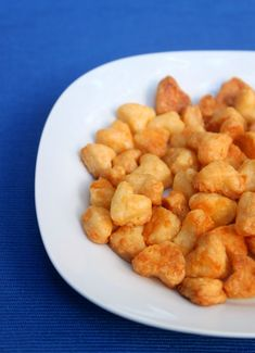 Homemade Goldfish Crackers!!! And other Homemade Junk Food recipes.  Yummy snacks we know and love but without the preservatives and additives!!