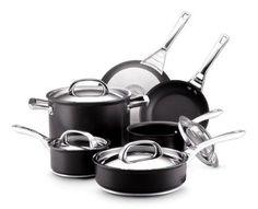 Circulon Infinite Nonstick 10-Piece Cookware Set $209.99