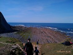 The Flysch in Zumaia - Neatorama
