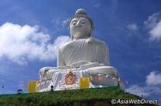 Phuket, Thailand -- Big Buddah.     Must see.