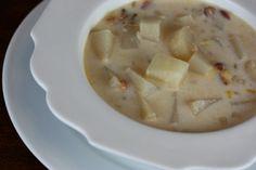 Crock Pot Bacon Corn Chowder