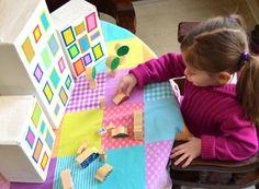 Build a cardboard city!
