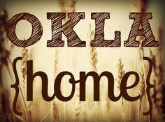 Oklahoma ♥