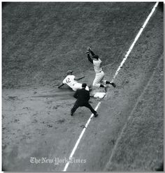 Jackie Robinson - 1955 World Series