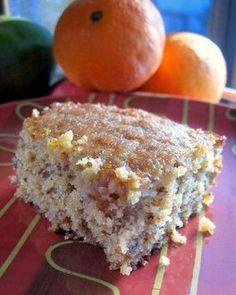 Orange Kiss-Me Cake | Baking Bites