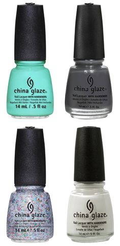 China Glaze! Love this polish and their colors :)