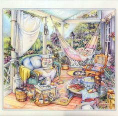 Kim Jacobs ~ Grandmas Porch