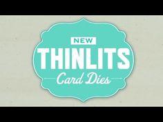 Stampin' Up! Thinlits Card Dies