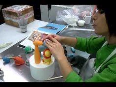 Modeling Chocolate Animals - Savannah Custom Cakes cake decor