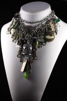 Bird Sanctuary Necklace