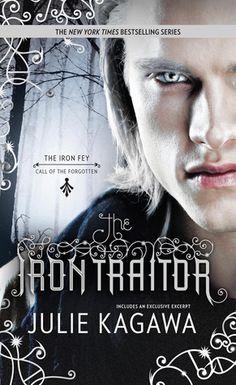 The Iron Traitor by Julie Kagawa (YA series)