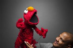 """""""Being Elmo: A Puppeteer's Journey"""" - the coolest documentary ever! - For my sweet baby Kayden!"""