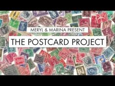 An introduction to the Postcard Project, a web-series between two friends trying to stay in touch after being separated by a cross-country move.    See more from the Postcard Project at: http://www.merylandmarina.com.