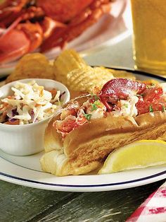 Lobster Rolls? Start a new Father's Day tradition.     For every repin, Saks will donate $1 to St. Jude Children's Research Hospital!