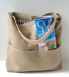 The perfect beach bag.