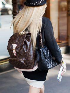 Louis Vuitton Backpa