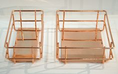 ICFF 2013 Trends: CRAZY ABOUT COPPER #copper #icff