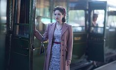 The Bletchley Circle look