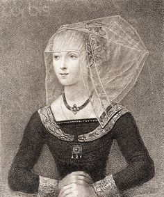 Elizabeth Woodville, Queen Consort of Edward IV, was the first commoner to marry an English sovereign. Her children included the Princes in the Tower and Elizabeth of York; the latter made her the maternal grandmother of Henry VIII and great grandmother of Queen Elizabeth I.