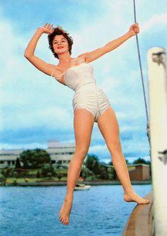 maillots de bain des annees 40 et 50 59   Maillots de bain des années 40 et 50   vintage pin up photo maillot de bain image années 50 années 40