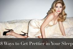 """Do the term """"beauty sleep"""" justice by following these skin and hair tips from dermatologists."""