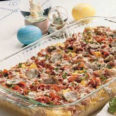 Eggsquisite Breakfast Casserole