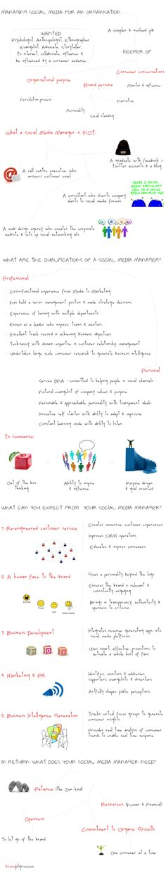 Profile of the Social Media Manager