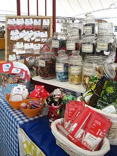 Tips for Selling at Craft Fairs or Markets