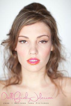 Model: Chelsea  Makeup: Jules  Photog: Jade + Matthew Take Pictures