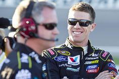 Carl Edwards at Las Vegas.