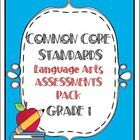 This is going to make your life so much easier! This pack includes colorful posters for every language arts standard. It also includes assessments ...