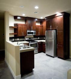 Condos - Kitchen