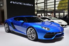 Lamborghini Asterion LP 910-4