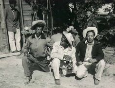 Mexican laborers of the San Fernando Valley