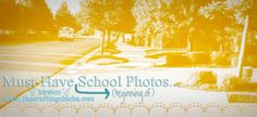 It's really coming…First Day of School…Capture ALL of the excitement!