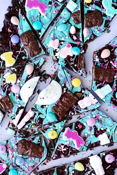 Easter Extravaganza Bark Recipe