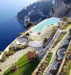 Monastero Santa Rosa Hotel & Spa @ Italy