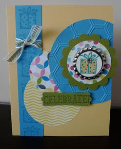 bottle cap - birthday card