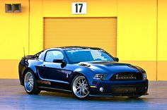 2012 Shelby Mustang 1000.