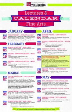 Updated Event Calendar