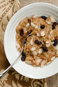 mmm yummy! coconut sticky rice!