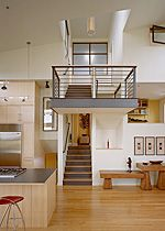 Zipper House remodel in Seattle by Deforest Architects.