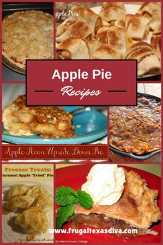 Apple Pie #Recipes