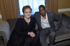 Adele And Jay-Z | GRAMMY.com