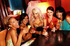 How to Plan Bachelorette Parties in Las Vegas