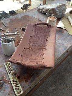 slab tray