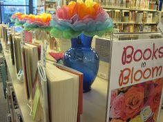 Teen Scene: Book Display