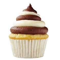 Missouri: The Black and White Cupcake