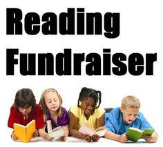 Reading Fundraiser Ideas For Schools - FundraiserHelp.com