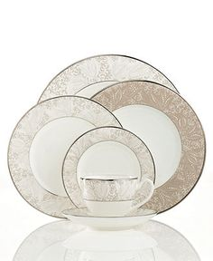 Waterford Bassano Collection - Fine China - Dining & Entertaining - Macy's